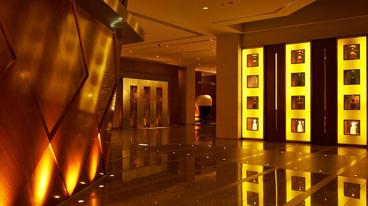 Grand Hyatt Tokyo lobby wide