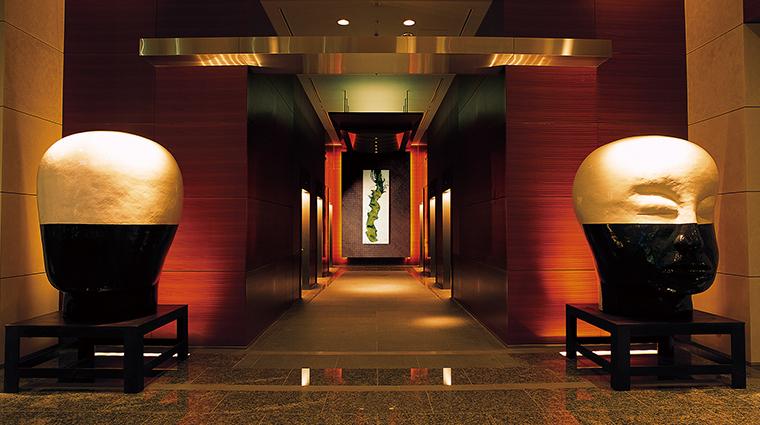 Grand Hyatt Tokyo lobby