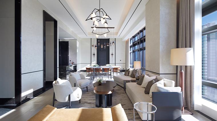 grand intercontinental seoul parnas Club Presidential Suite