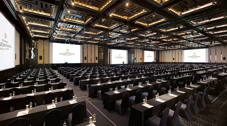 grand intercontinental seoul parnas grand ballroom