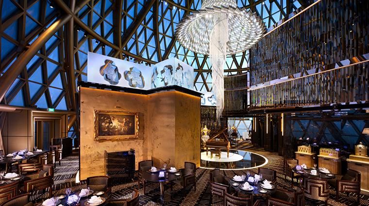 grand lisboa hotel Robuchon au Dôme