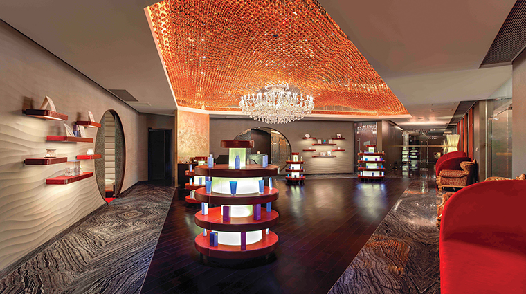 grand lisboa hotel spa interior