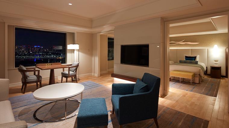 grand nikko tokyo daiba executive floor deluxe suite