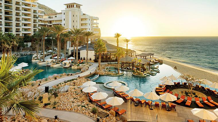 grand solmar lands end resort and spa pool sunrise