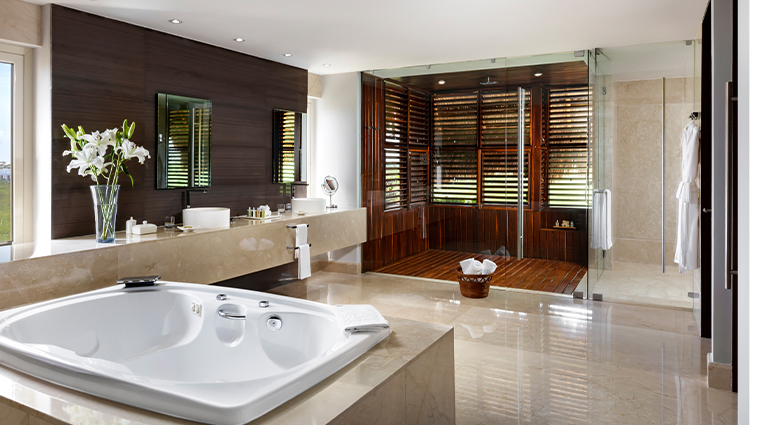 grand velas riviera maya presidential suite bathroom
