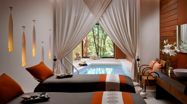grand velas riviera maya treatment room