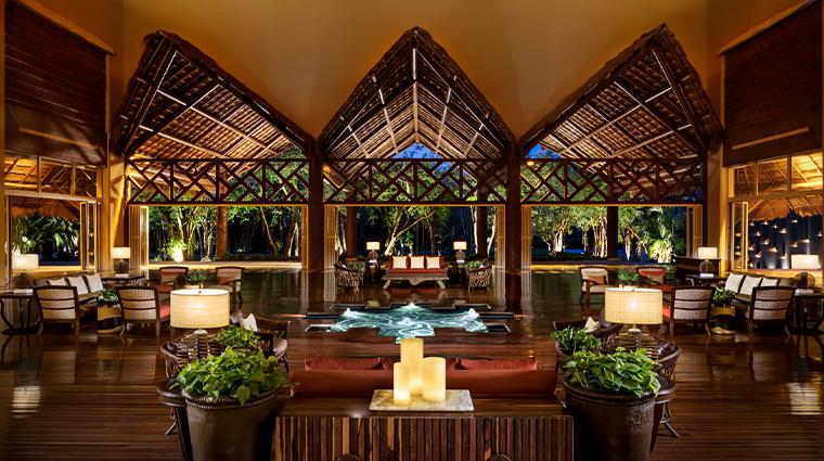 grand velas riviera maya zen lobby