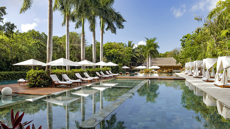 grand velas riviera maya zen pool
