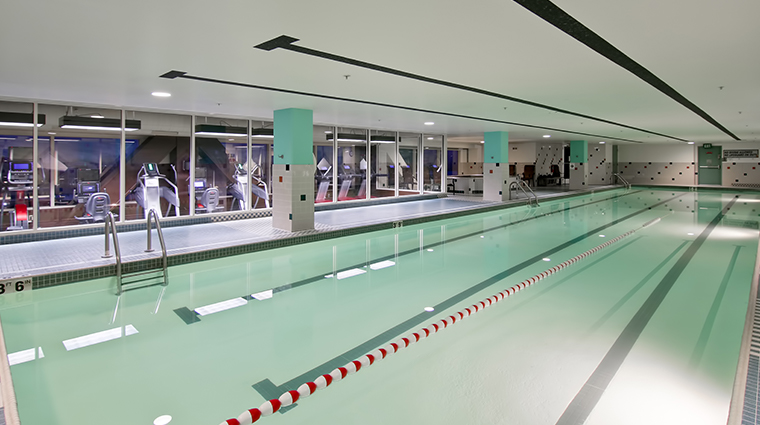 grove fitness club spa 25 meter lap pool