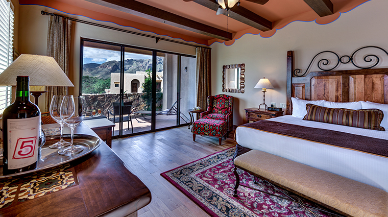 hacienda del sol guest ranch resort catalina king room