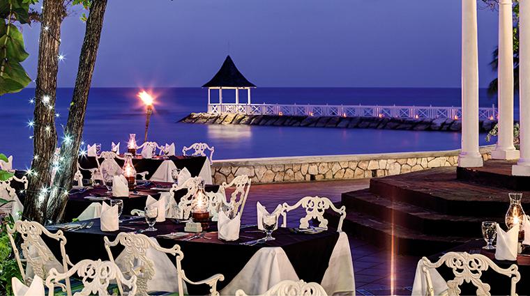 half moon jamaica Seagrape terrace