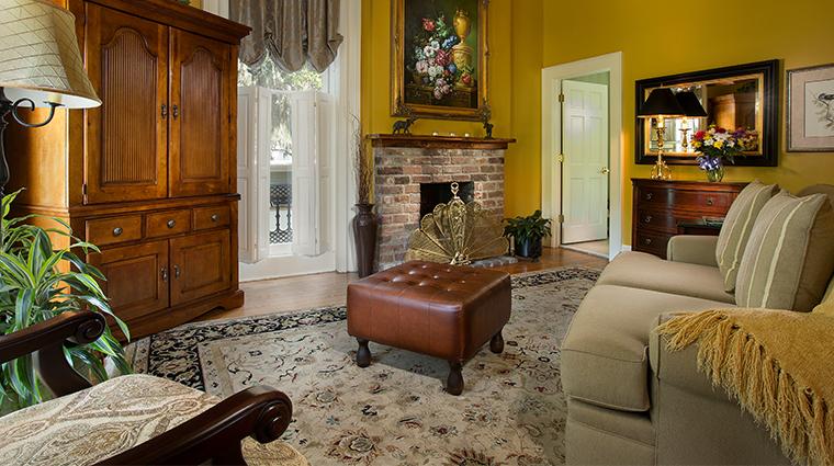 hamilton turner inn JAmes Oglethorpe suite