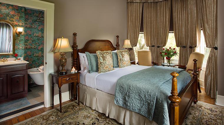 hamilton turner inn Mary Telfair room