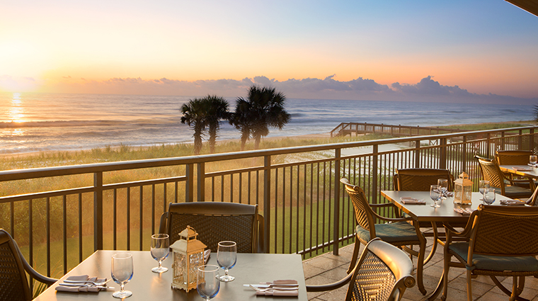 hammock beach resort a salamander resort atlantic grille