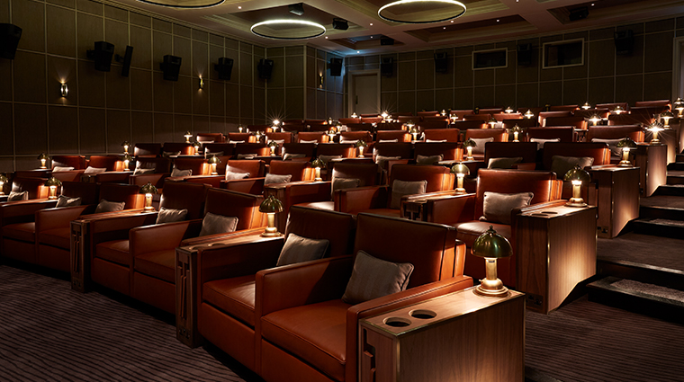 heckfield place screening room