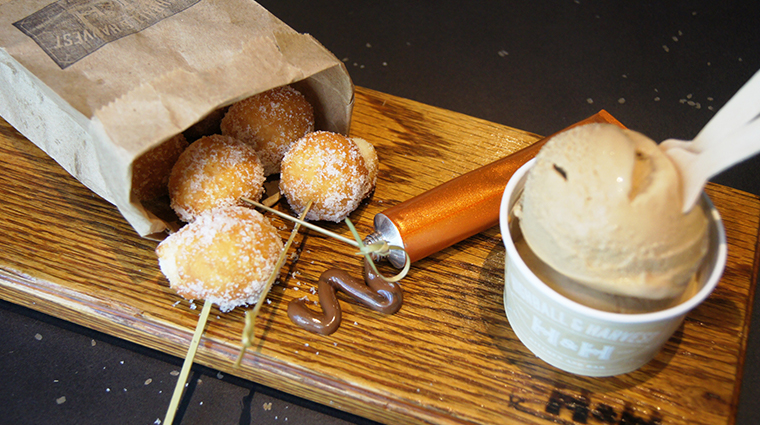 highball harvest donuts