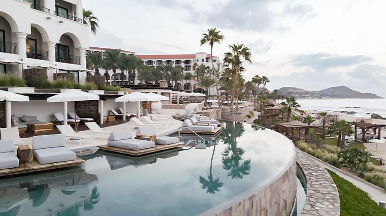 hilton los cabos beach golf resort adult pool