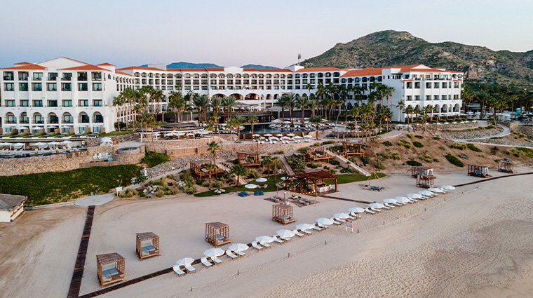 hilton los cabos beach golf resort beach
