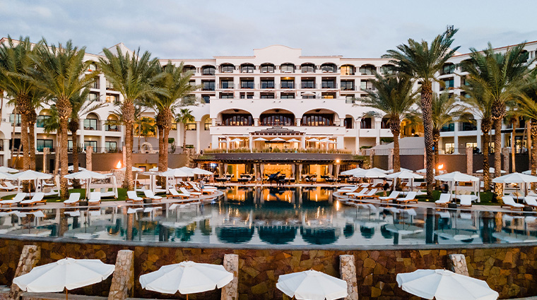 hilton los cabos beach golf resort exterior
