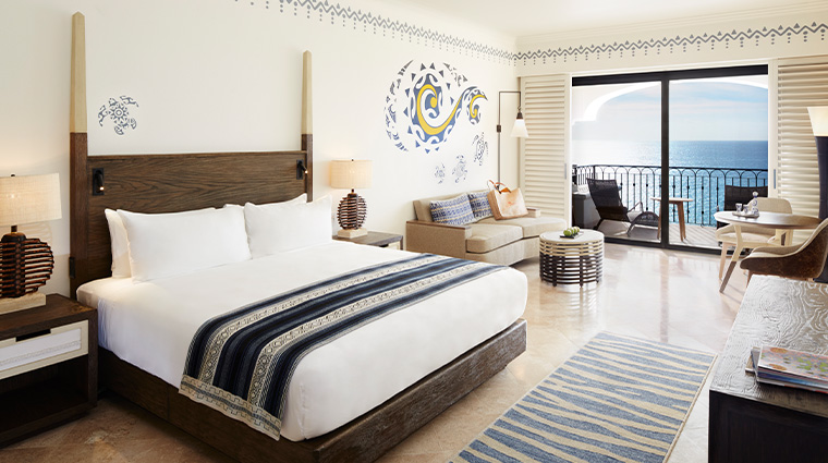hilton los cabos beach golf resort guestroom