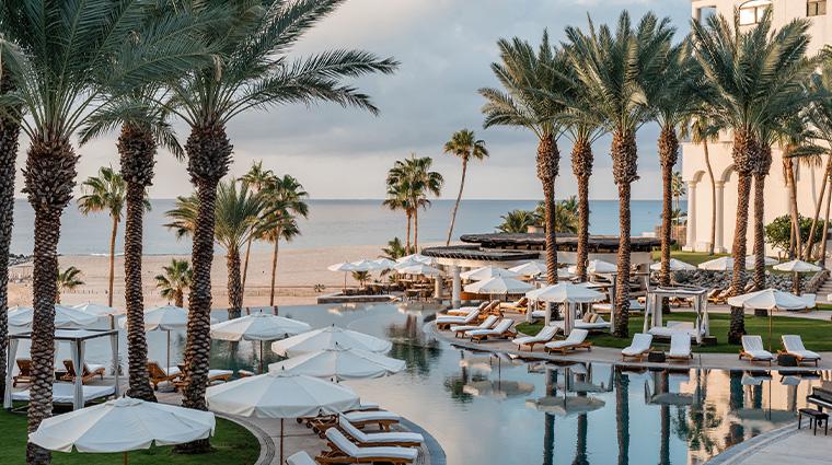 hilton los cabos beach golf resort pool and beach
