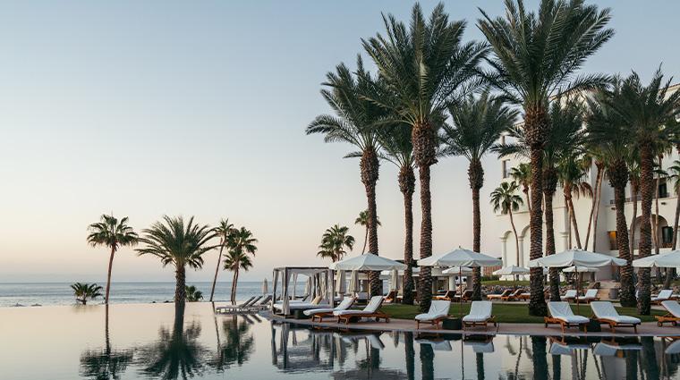 hilton los cabos beach golf resort pool angle