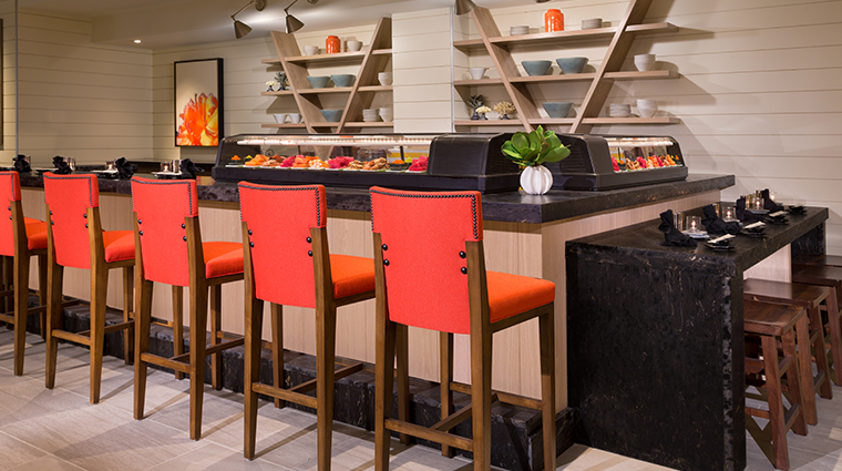 hilton sandestin beach golf resort spa Sushi Bar