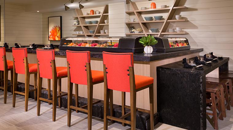 hilton sandestin beach golf resort spa Sushi Bar