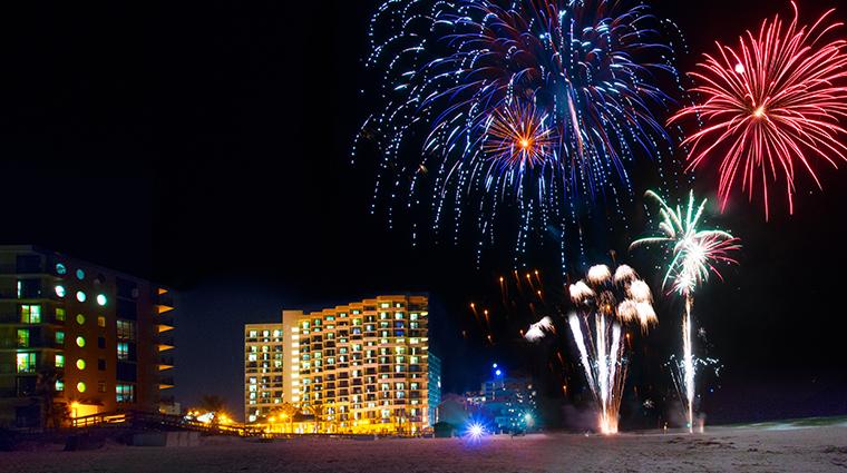 hilton sandestin beach golf resort spa fireworks