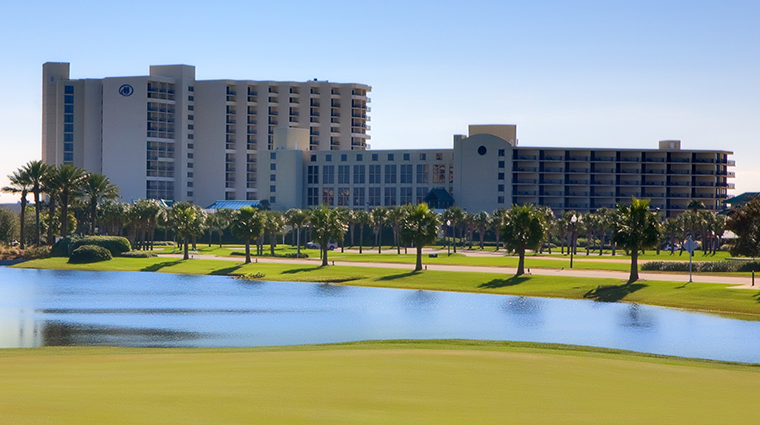 hilton sandestin beach golf resort spa golf view