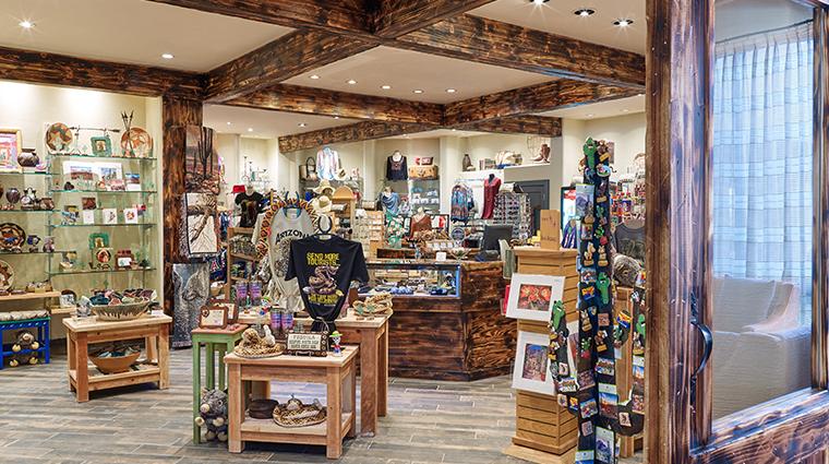 hilton tucson el conquistador golf tennis resort The General Store giftshop