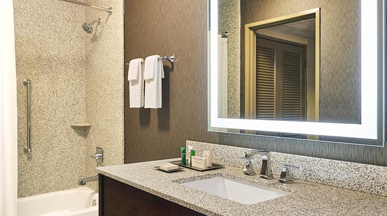 hilton tucson el conquistador golf tennis resort standard bathroom
