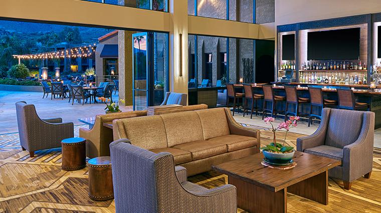 hilton tucson el conquistador golf tennis resort Colibri lobby lounge