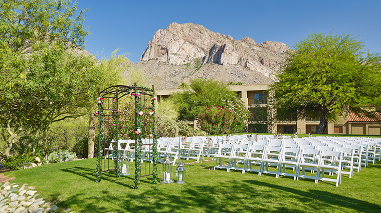 hilton tucson el conquistador golf tennis resort event space