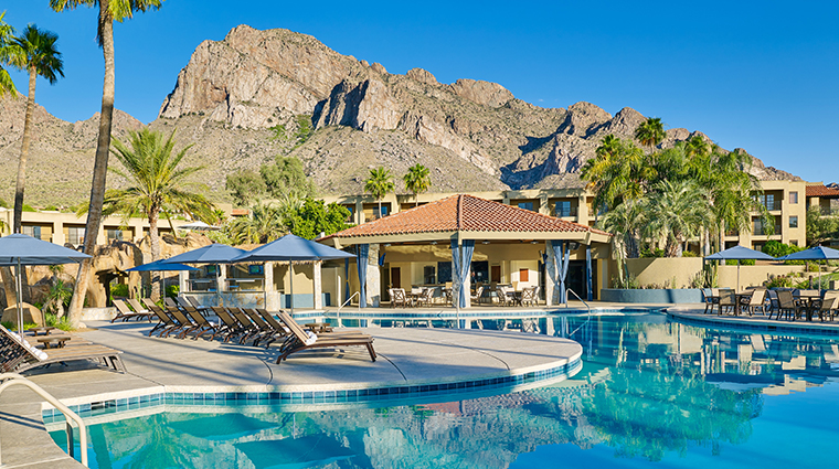hilton tucson el conquistador golf tennis resort pool