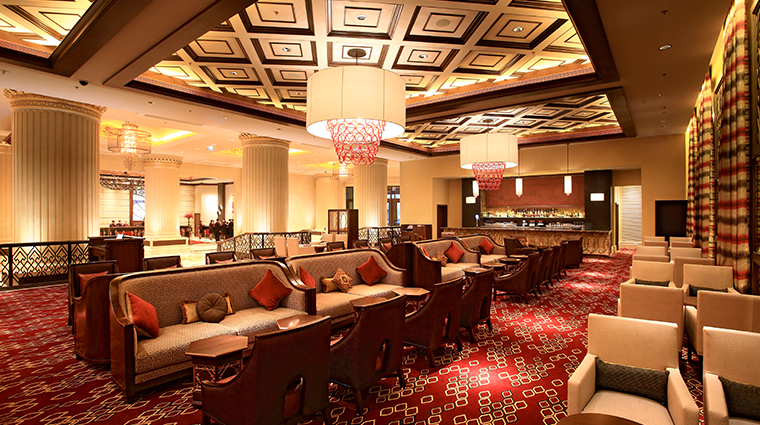 holiday inn macao cotai central lobby lounge