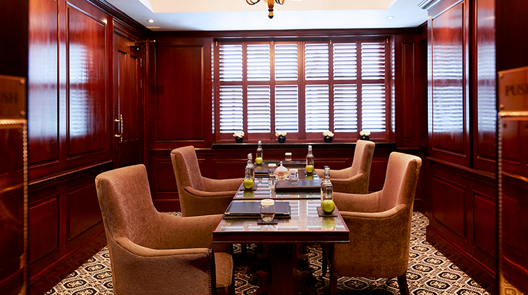hotel 41 conference room
