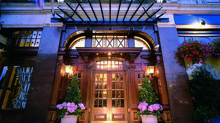 hotel 41 exterior