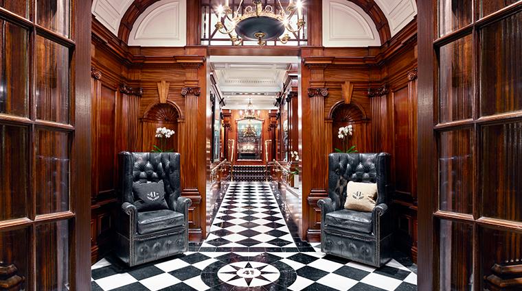 hotel 41 lobby