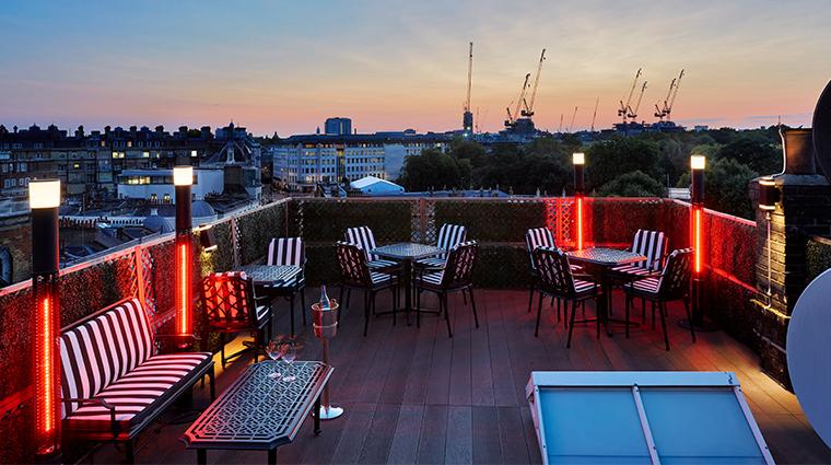 hotel 41 rooftop terrace