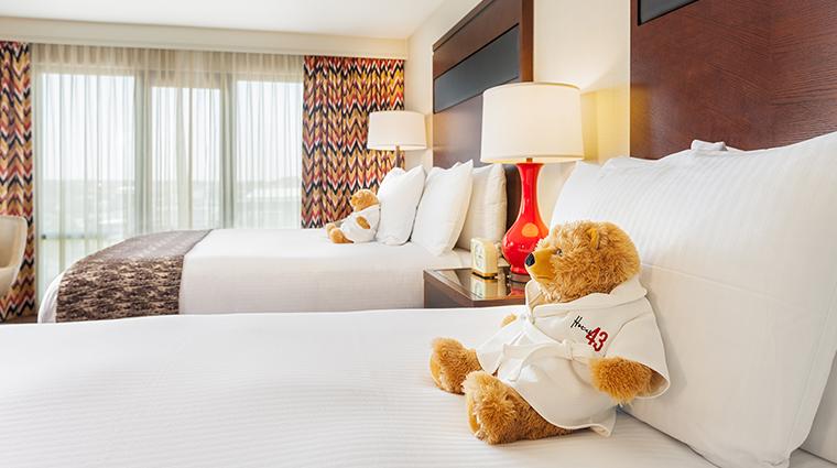 Hotel 43 bear
