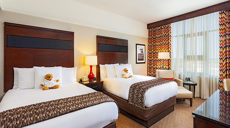 Hotel 43 double queen