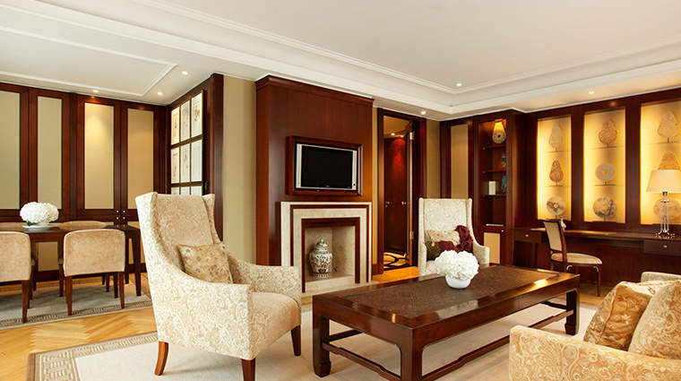 Adlon Kempinski linden suite