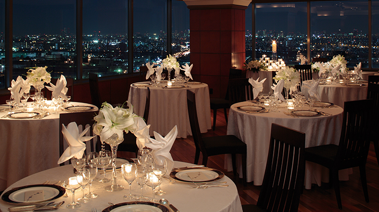 hotel agora regency sakai aqua marine banquet