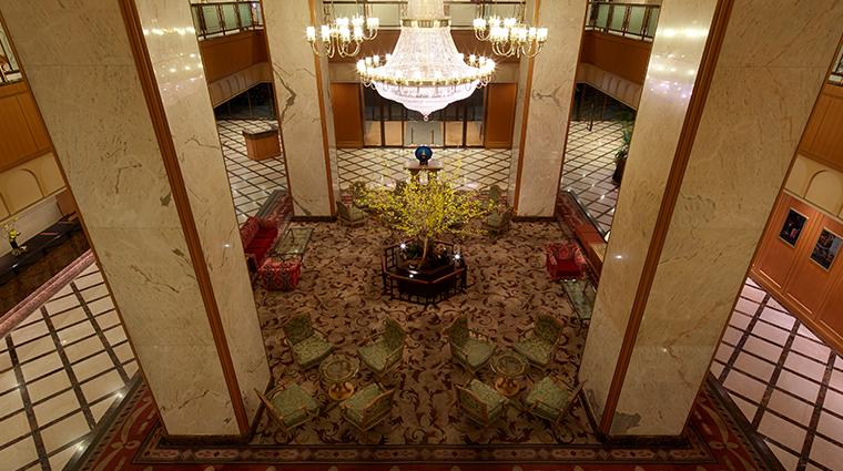 hotel agora regency sakai lobby top