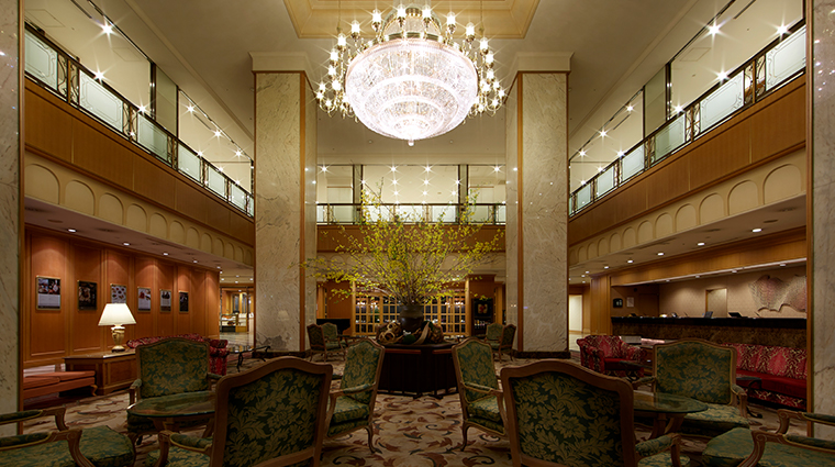 hotel agora regency sakai lobby