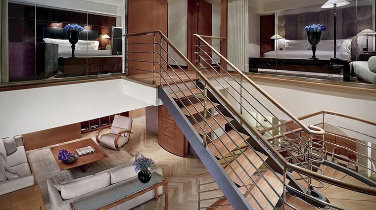 hotel arts barcelona duplex