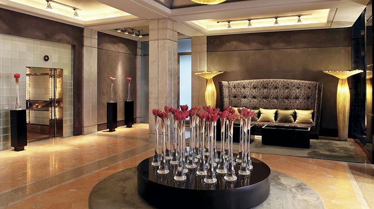 hotel arts barcelona lobby