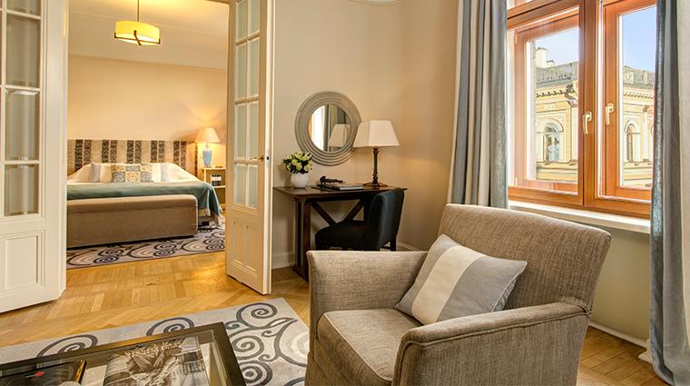 hotel astoria a rocco forte hotel classic suite