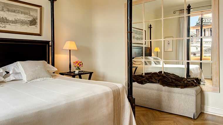 hotel astoria a rocco forte hotel presidential suite bedroom
